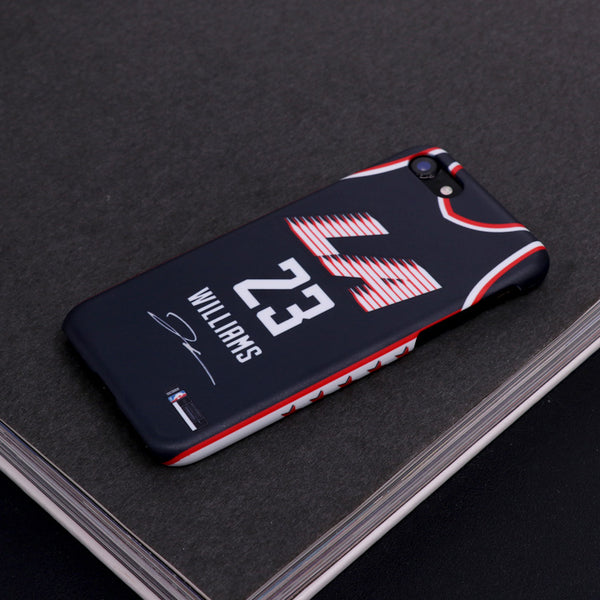 829a3adb85c Los Angeles Clippers City Edition Jersey Phone Case – sportcaseplug