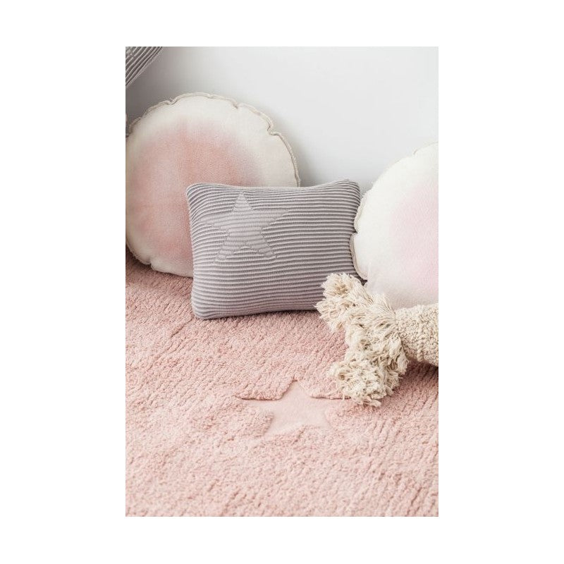 COUSSIN HIPPY STARS PEARL GREY