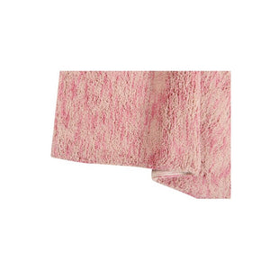 TAPIS MIX AARTY FLAMANT ROSE
