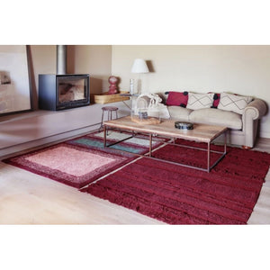 TAPIS WATER SAVANNAH RED