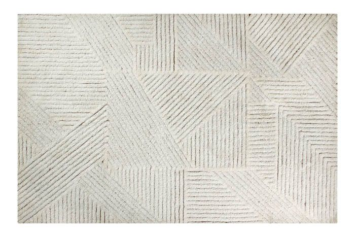 Tapis Lavable Laine Almond Valley