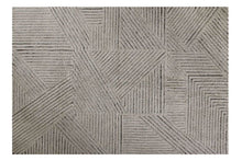 Charger l'image dans la galerie, Tapis Lavable Laine Golden Coffee