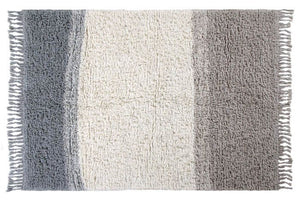 Tapis Laine Lavable Into The Blue