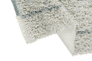 Tapis Laine Lavable Winter Calm