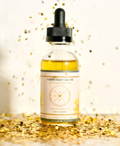 Golden Hour Glow Oil (2oz)
