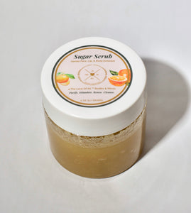 Sugar Scrub (16oz)