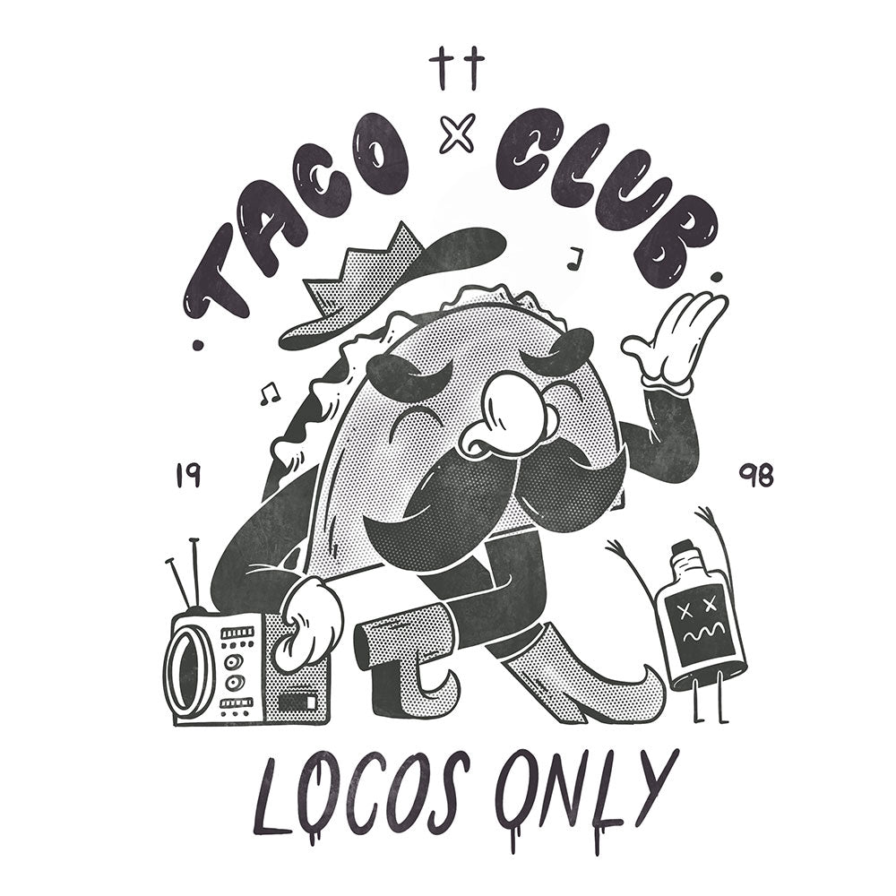 LOCOS ONLY T-SHIRT
