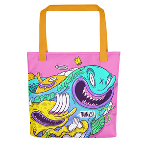 KILLER SUMMER TOTE