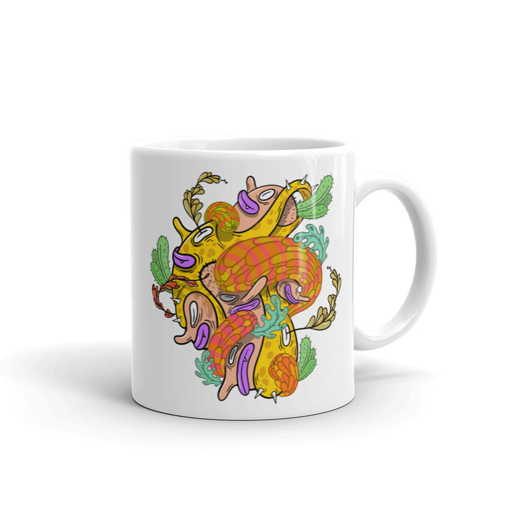 TROPICAL VIBES MUG