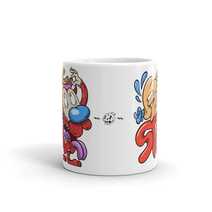 REN and STIMPY MUG