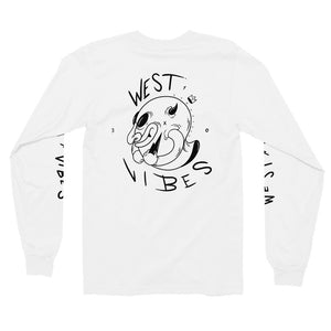 WEST VIBES LONG SLEEVED