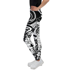 TAG YOUTH LEGGINGS