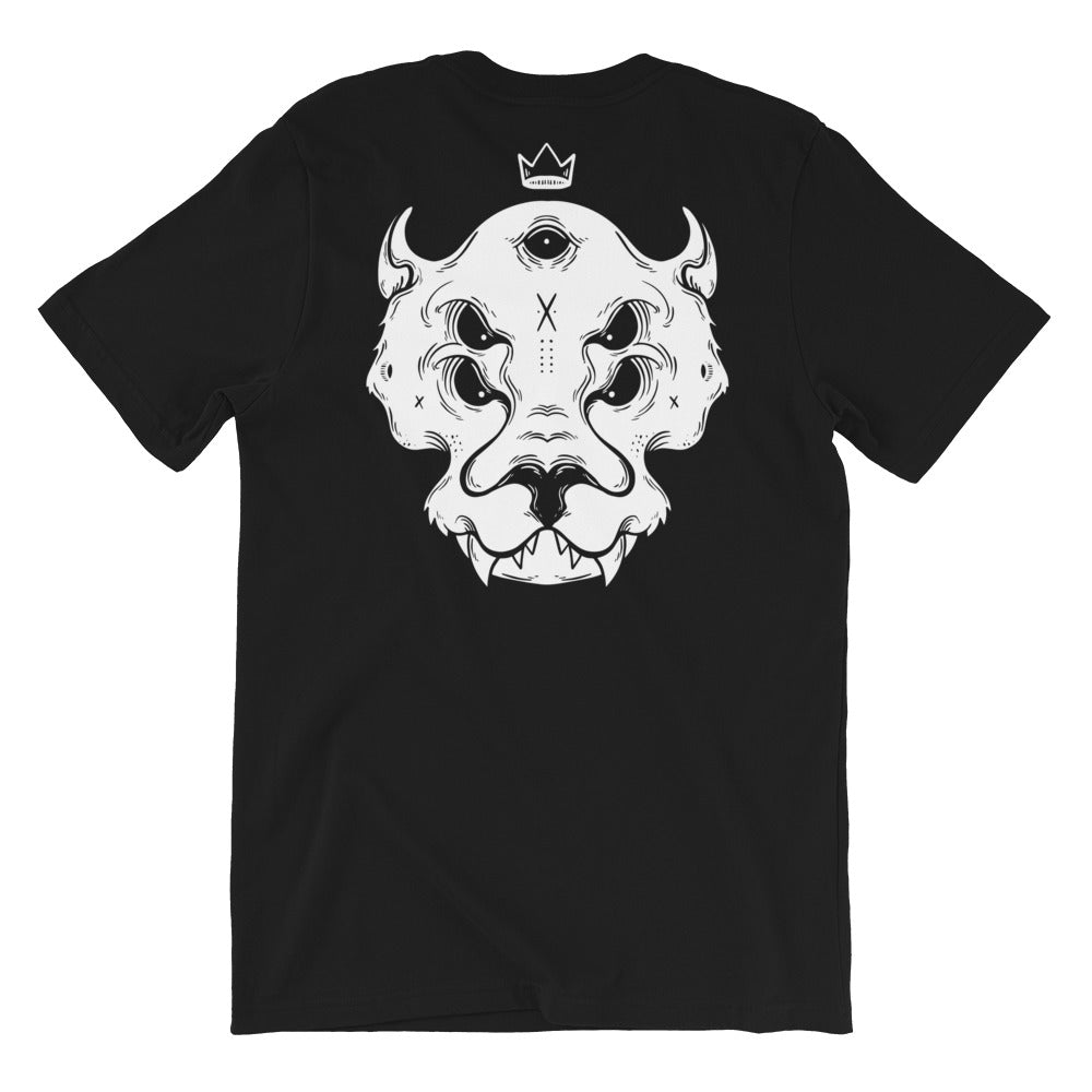 BLACK CAT T-SHIRT B