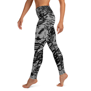 STREETOON YOGA PANTS GRAY