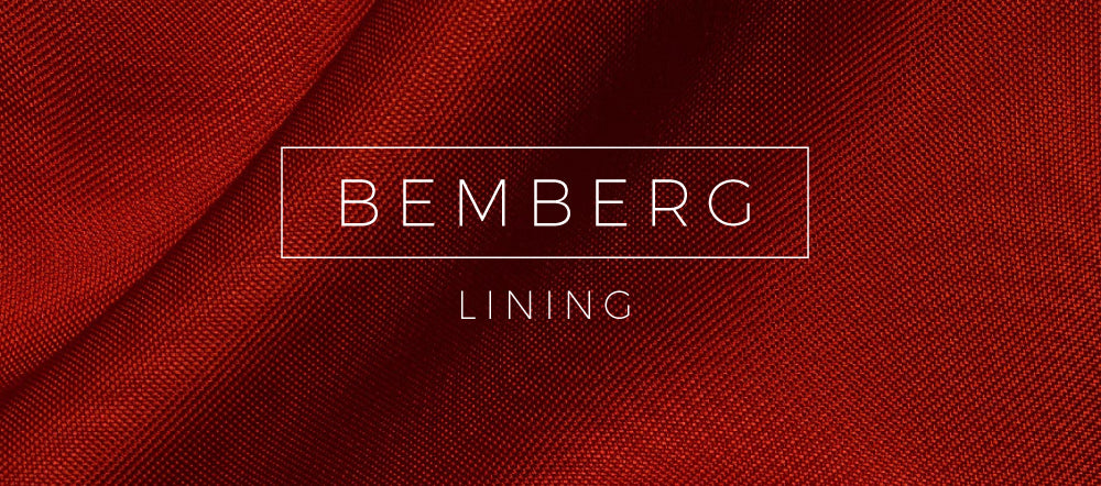 BEMBERG LINING and WHY WE LOVE IT!