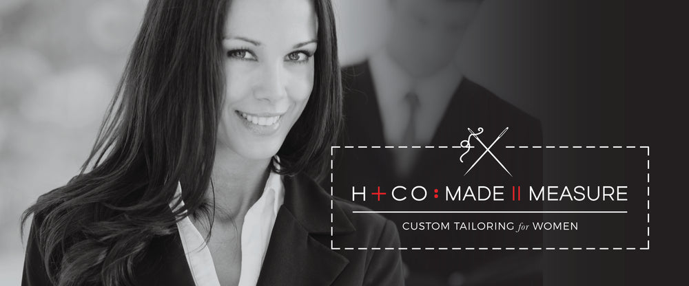 CUSTOM TAILORING for WOMEN