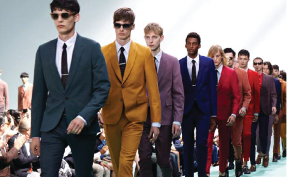 COLOUR PSYCHOLOGY FOR MEN – HOW TO USE COLOUR TO YOUR ADVANTAGE AT THE OFFICE