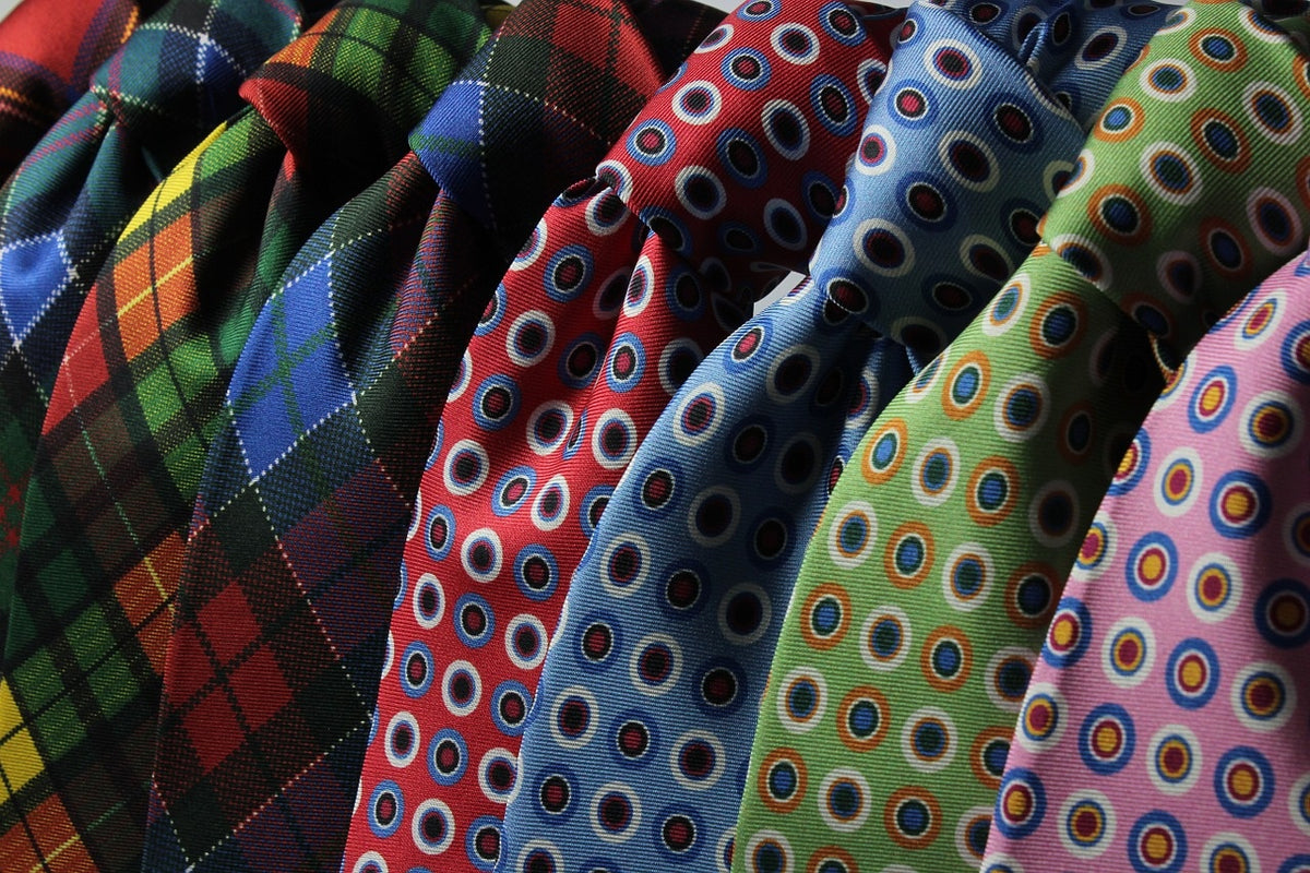 Job interview: what your tie colour says about you