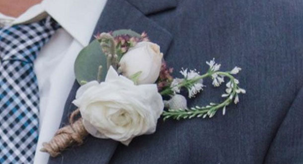 How to accessorise for your big day
