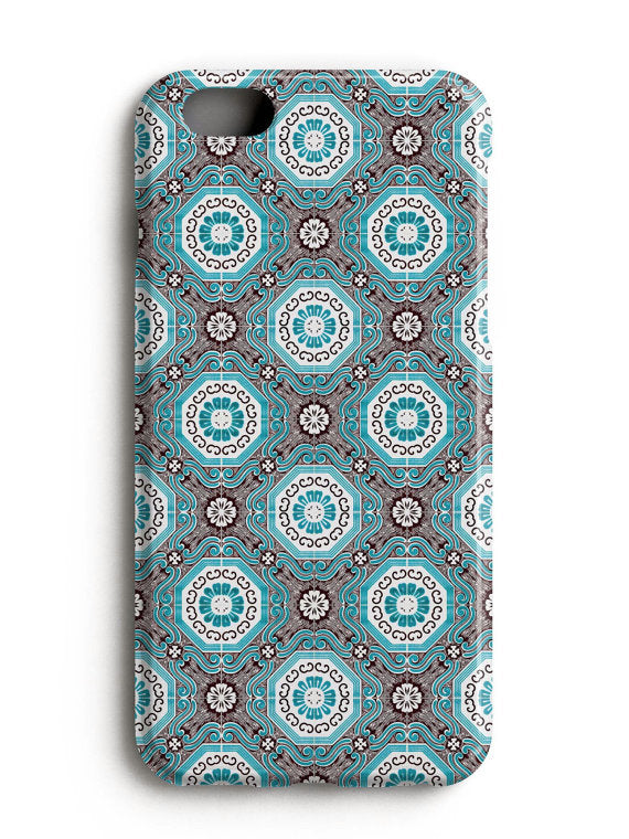 Azulejos iPhone 8 Case Portugal Morocco iPhone 7