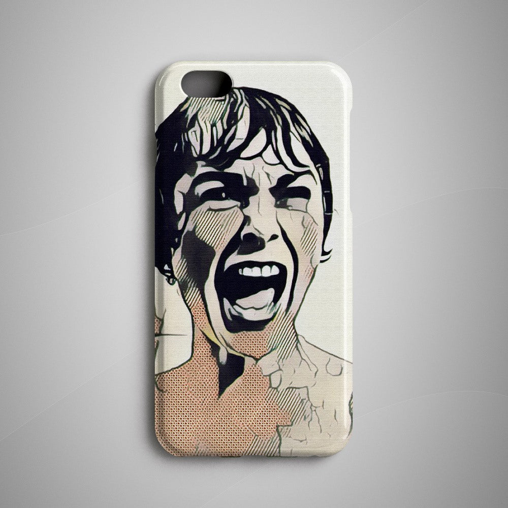 Alfred Hitchcock iPhone 8 Case Samsung Galaxy S8