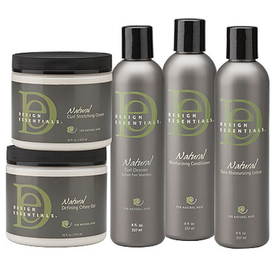 Almond & Avocado Natural Curl Collection