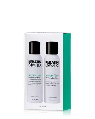 Keratin Care Travel Valet Duo