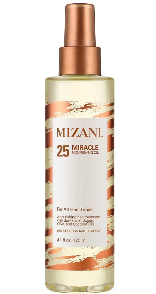25 MIRACLE NOURISHING HAIR OIL