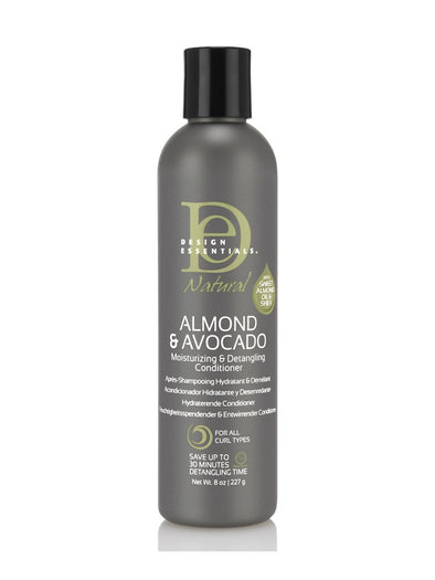 ALMOND & AVOCADO MOISTURIZING & DETANGLING CONDITIONER