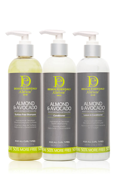 ALMOND & AVOCADO MOISTURE PACK