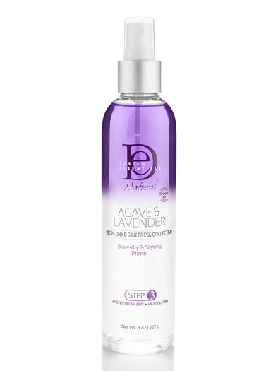AGAVE & LAVENDER MOISTURIZING BLOW-DRY & STYLE PRIMER
