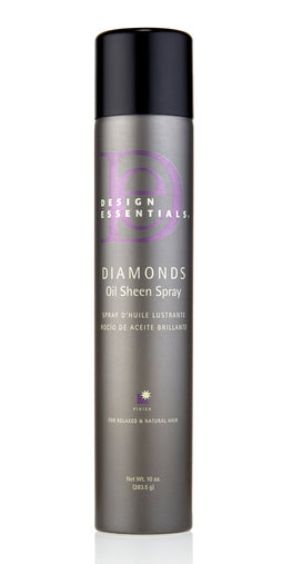 DIAMONDS OIL SHEEN SPRAY