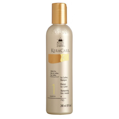 1ST LATHER SULFATE-FREE SHAMPOO By Kera Care Brand