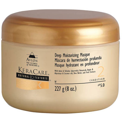 NATURAL TEXTURES DEEP MOISTURIZING MASQUE