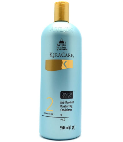 DRY & ITCHY SCALP ANTI-DANDRUFF SHAMPOO By Kera Care Brand