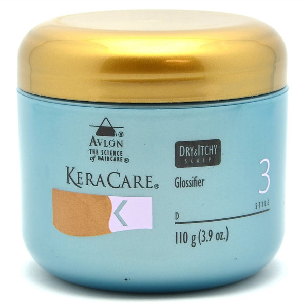 DRY & ITCHY SCALP GLOSSIFIER By Kera Care Brand
