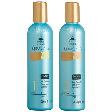 DRY & ITCHY SCALP 2 PC SET SHAMPOO & CONDITIONER By Kera Care Brand