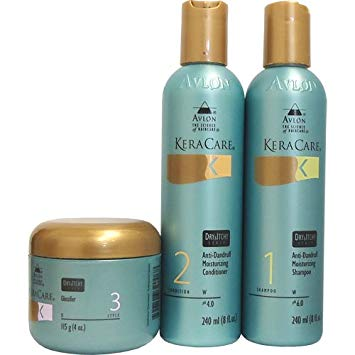 DRY & ITCHY SCALP 3 PC SET By Kera Care Brand