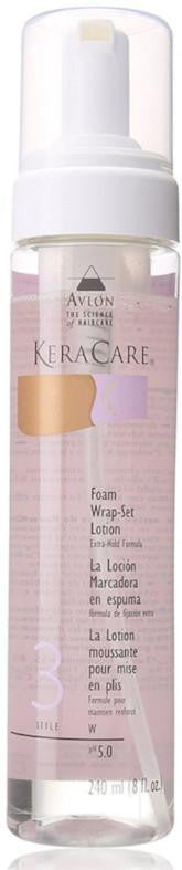 FOAM WRAP-SET LOTION (EXTRA HOLD)