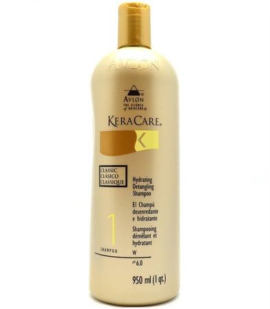 CLASSIC HYDRATING DETANGLING  SHAMPOO By Kera Care Brand