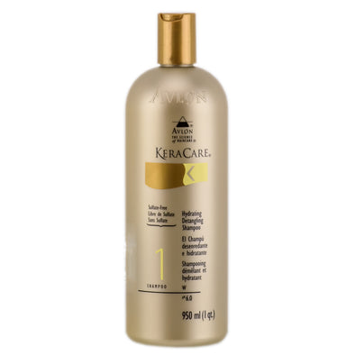 HYDRATING DETANGLING SHAMPOO (SULFATE-FREE) By Kera Care Brand