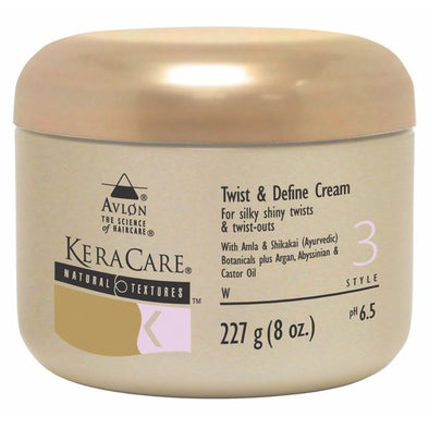 NATURAL TEXTURES TWIST & DEFINE CREAM
