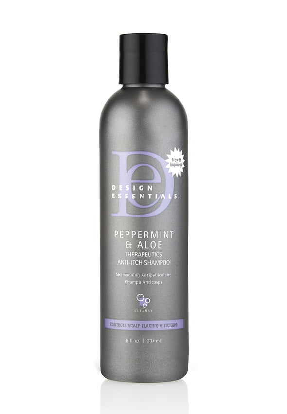 PEPPERMINT & ALOE THERAPEUTICS ANTI-ITCH SHAMPOO
