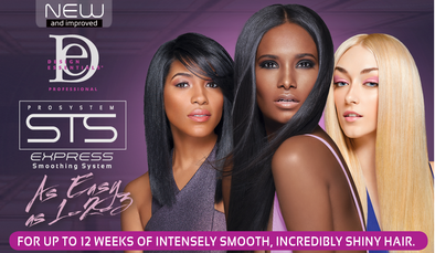 Design Essentials STS (Keratin) Treatment | CHILD PRICING (UP TO AGE 10) [$100 - $220]