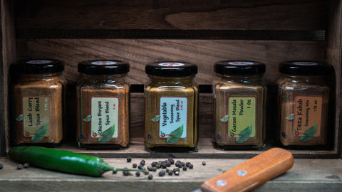 Here are some delicious and mouth watering details about our spice blends.