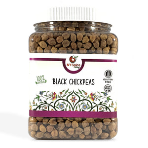 Black Chickpeas Kala chana - NY Spice Shop