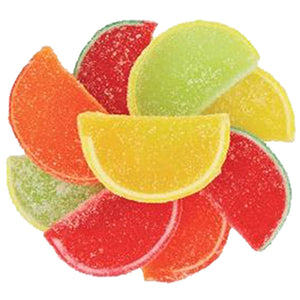 ASSORTED JELLY FRUIT SLICES - NY Spice Shop