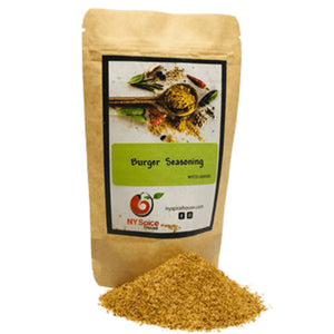 Burger Seasoning - NY Spice Shop