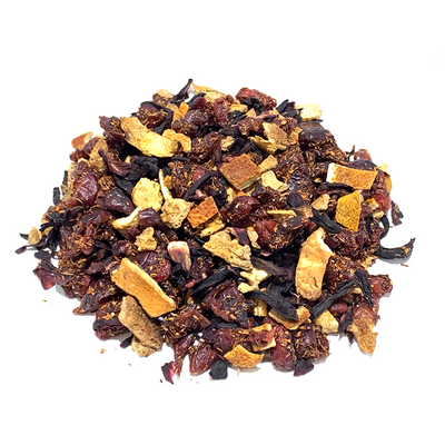 Cranberry Orange Tea - Loose Leaf Herbal Tea