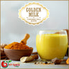 Golden Milk - Turmeric Milk Blend